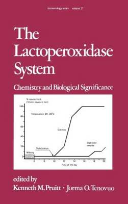 The Lactoperoxidase System Chemistry and Biological Significance by Kenneth Pruitt