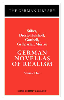 German Novellas of Realism by Stifter