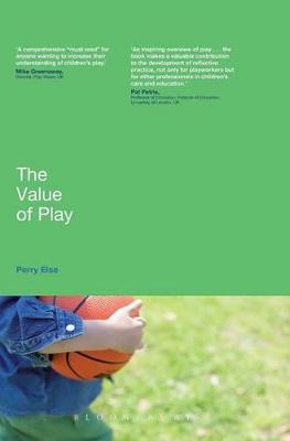 The Value of Play by Perry Else