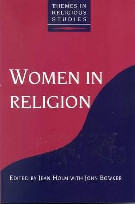Women in Religion by Holm, BOWKER