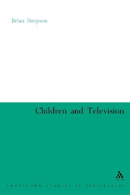 Children and Television by Brian Simpson