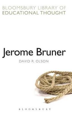 Jerome Bruner by David Olson