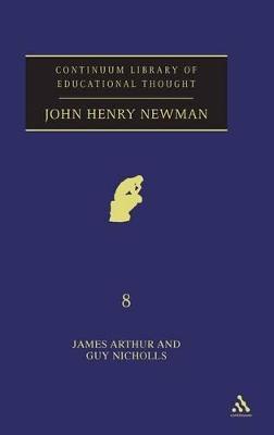 John Henry Newman by James Arthur, Guy Nicholls