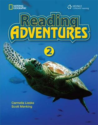 Reading Adventures 2 by Carmella Lieske, Scott Menking