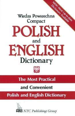 Wiedza Powszechna Compact Polish and English Dictionary by Janina Jaslan, Jan Stanislawski