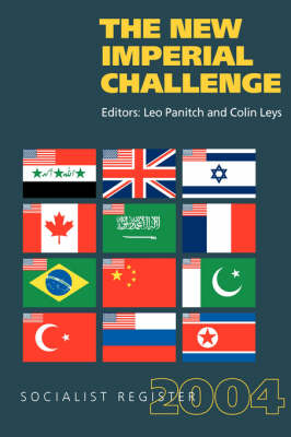 Socialist Register New Imperial Challenge by Leo Panitch