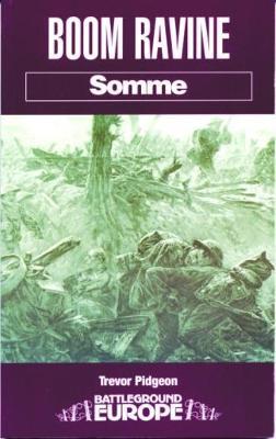 Boom Ravine Somme by Trevor Pidgeon