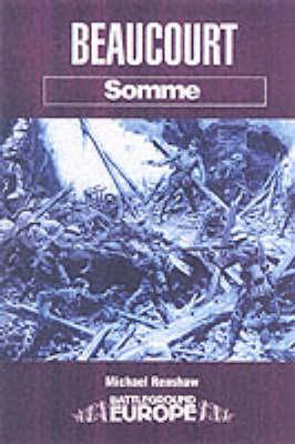 Beaucourt Battleground Somme by Michael Renshaw