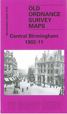 Birmingham 1902-11 Warwickshire Sheet 14.05 by Richard Abbott