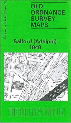 Salford (Adelphi) 1848 Manchester Sheet 23 by Nick Burton