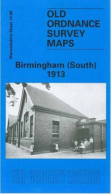 Birmingham (South) 1913 Warwickshire Sheet 14.09 by Richard Abbott