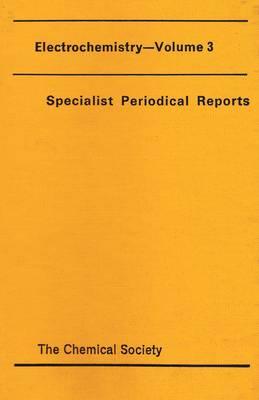Electrochemistry Volume 2 by G. J. Hills