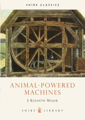 Animal-powered Machines by J.Kenneth Major