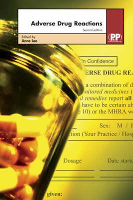 Adverse Drug Reactions by Anne Lee