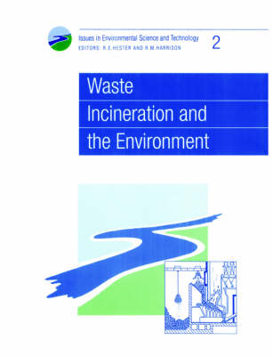 Waste Incineration and the Environment by John, Jr. Cairns, Anthony K. Barbour