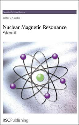 Nuclear Magnetic Resonance Volume 35 by Cynthia J. Jameson, Hiroyuki Fukui, Krystyna Kamienska-Trela