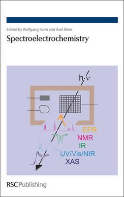 Spectroelectrochemistry by Wolfgang (Universitat Stuttgart, Germany) Kaim