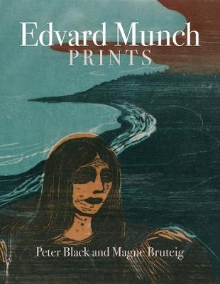 Edvard Munch Prints by Peter Black, Magne Bruteig