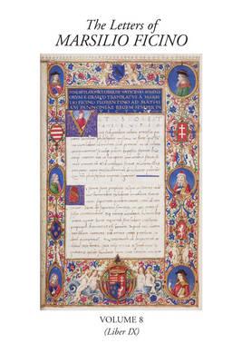 The Letters of Marsilio Ficino by Marsilio Ficino
