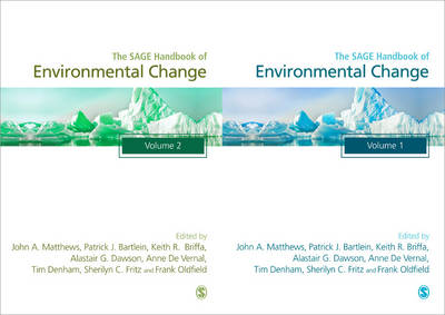 The SAGE Handbook of Environmental Change by John A. Matthews
