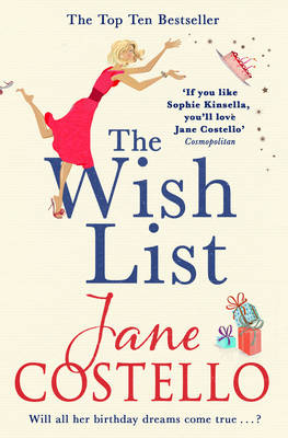 The Wish List by Jane Costello