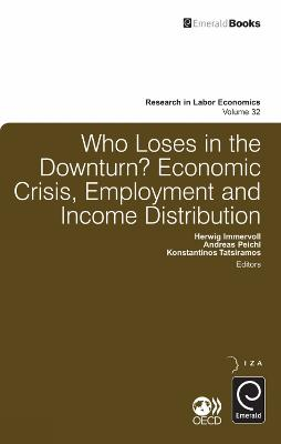 Who Loses in the Downturn? Economic Crisis, Employment and Income Distribution by Herwig Immervoll
