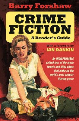 Cover for Crime Fiction: A Reader's Guide by Barry Forshaw