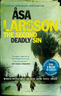 The Second Deadly Sin A Rebecka Martinsson Investigation by Asa Larsson
