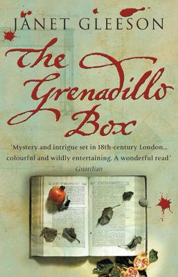 The Grenadillo Box by Janet Gleeson