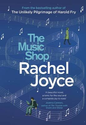 Cover for The Music Shop by Rachel Joyce