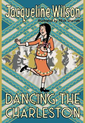 Cover for Dancing the Charleston by Jacqueline Wilson
