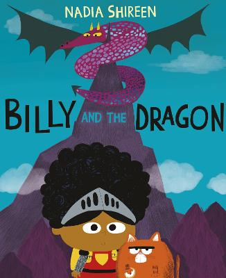 Cover for Billy and the Dragon by Nadia Shireen