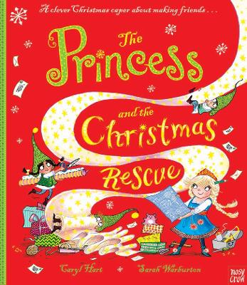 Cover for The Princess and the Christmas Rescue by Caryl Hart