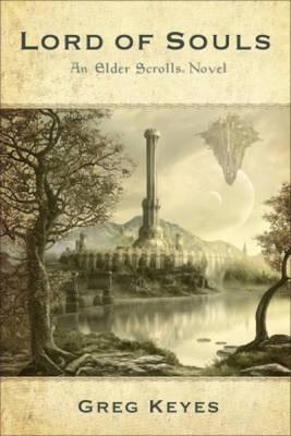 The Elder Scrolls Novel by Greg Keyes