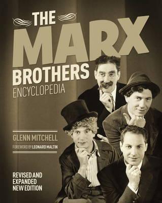 Marx Brothers Encyclopedia by Glenn Mitchell