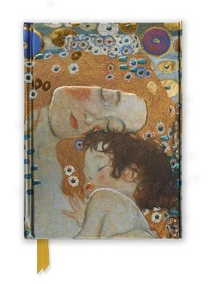 Gustav Klimt: Three Ages of Woman (Foiled Journal) by Flame Tree Studio