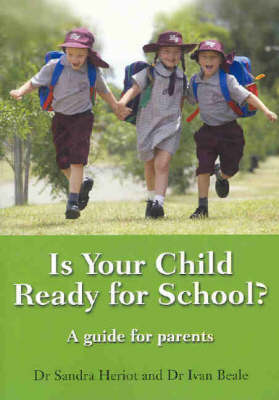 Is Your Child Ready for School? A Guide for Parents by