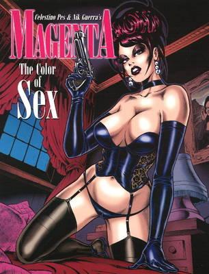 Magenta The Color of Sex by Celestino Pes
