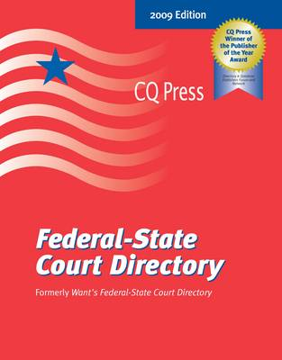 Federal-State Court Directory 2009 by Claudia Driggins Henley