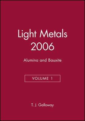 Light Metals Aluminum Reduction Technology by T. J. Galloway