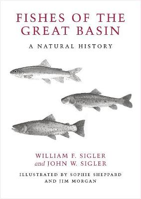 Fishes of the Great Basin A Natural History by William Sigler, John Sigler