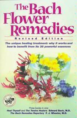The Bach Flower Remedies by Edward Bach, F. J. Wheeler