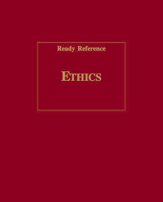 Ethics Ready Reference by Salem Press