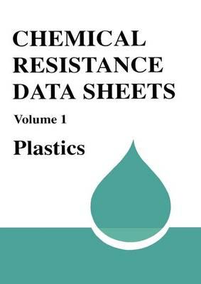 Chemical Resistance Data Sheets Plastics by Smithers Rapra Technology