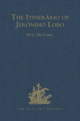 Itinerario of Jeronimo Lobo by Jeronimo Lobo