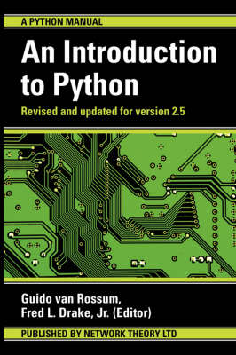 An Introduction to Python by Guido van Rossum, Fred Drake