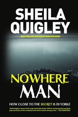 Nowhere Man by Sheila Quigley