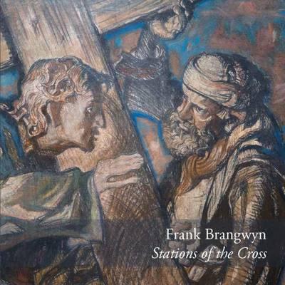 Frank Brangwyn Stations of the Cross by Sacha Llewellyn