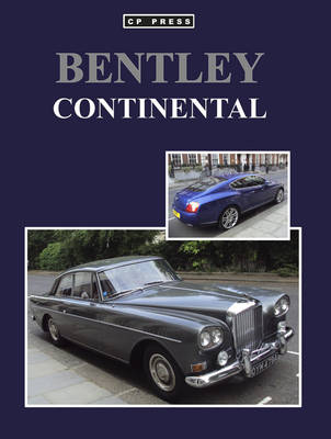 Bentley Continental by Colin Howard, Colin Howard