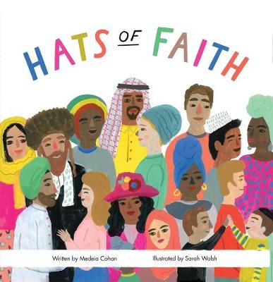 Hats of Faith by Medeia Cohan-Petrolino